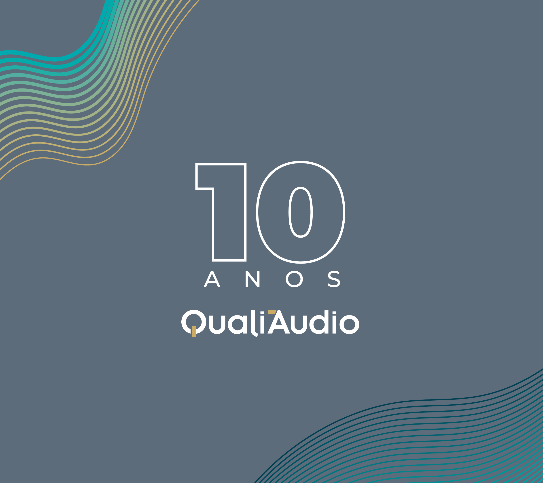 10 anos QualiAudio - Evento de Lançamento